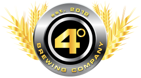 Four Degree Brewing Logo